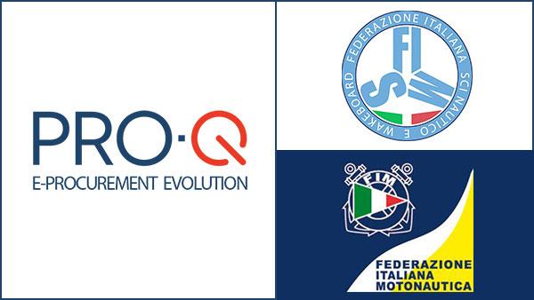 e-Procurement: anche le Federazioni CONI scelgono PRO-Q