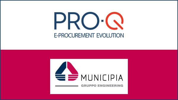 Municipia sceglie la tecnologia PRO-Q di Venicecom e porta anche ai Comuni i vantaggi di una gestione digitalizzata dei processi di acquisto