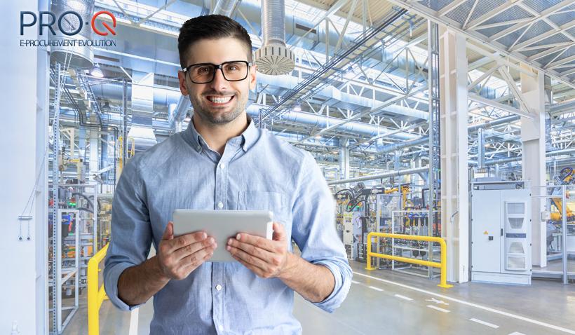 L'e-Procurement aumenta l'efficienza: scopri come l'utilizzo di una piattaforma può efficientare la gestione del tuo magazzino